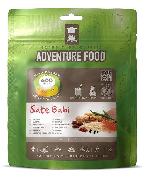 Adventure Food Nasi Saté