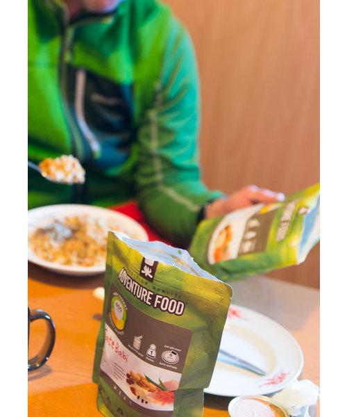 Adventure Food Rice Satay
