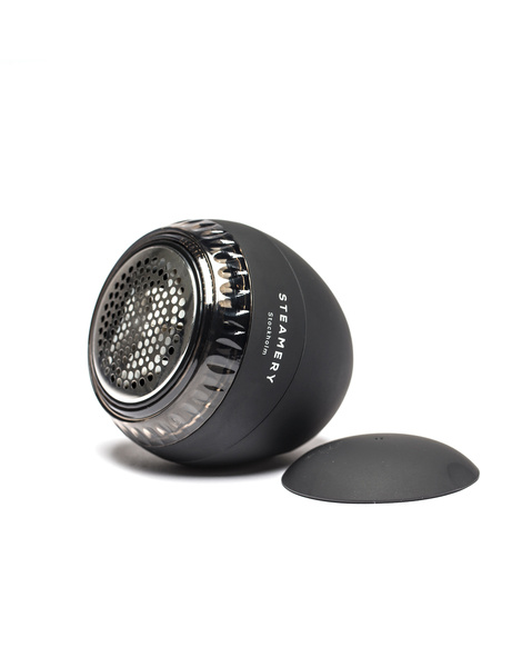 VOSSEN Accessoires VOSSEN The Steamery Pilo Fabric Shaver Black