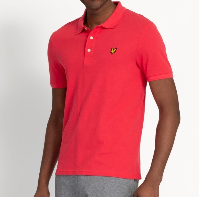 Lyle & Scott Polo Lyle & Scott 2001-SP400VTR-Z911