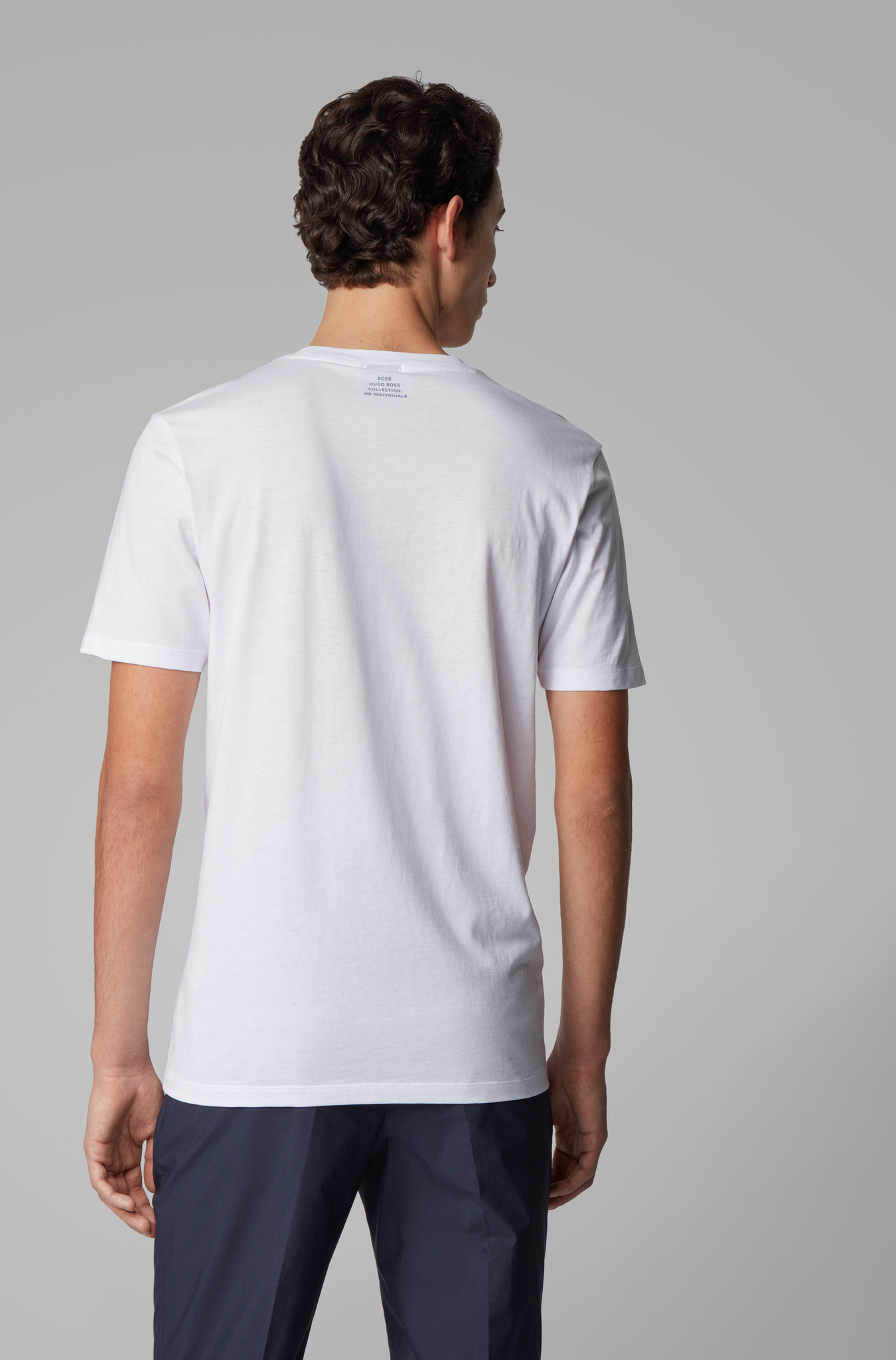 Hugo Boss T-shirt Hugo Boss 50426479-100