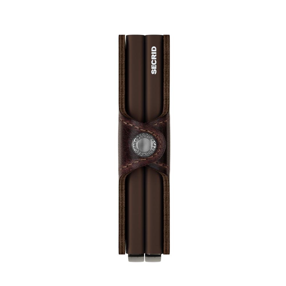 Secrid Portefeuille Secrid Twinwallet Vintage Chocolate