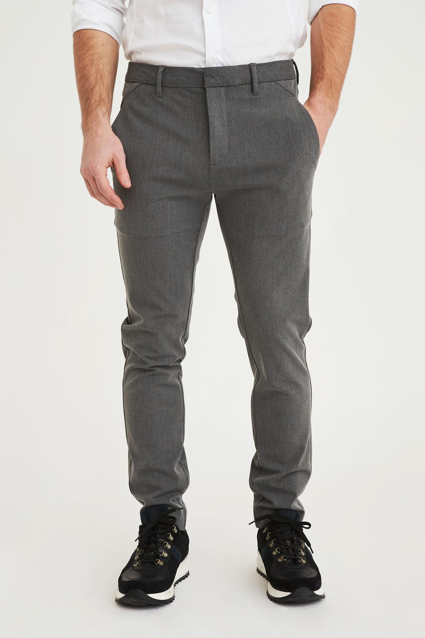 Plain Broek Plain Josh 315-2144 Grey
