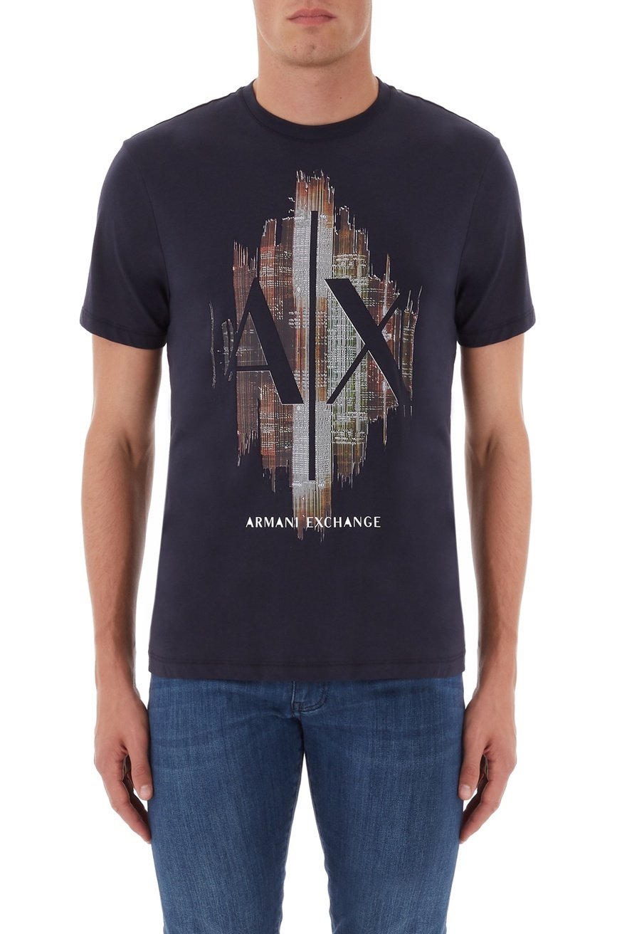 Armani Exchange T-shirt Armani Exchange 6HZTFG-ZJH4Z-1510