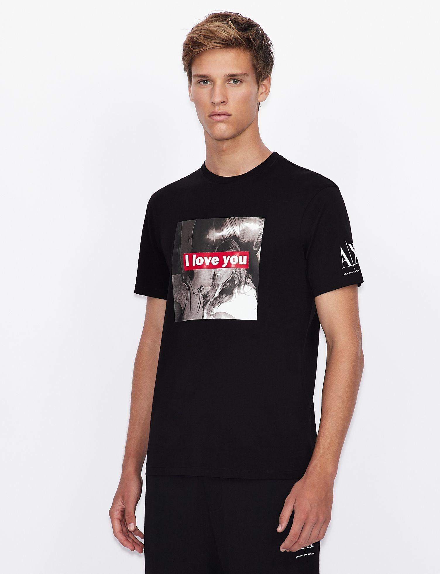 Armani Exchange T-shirt Armani Exchange 6HZTJF-ZJHZ4-7285