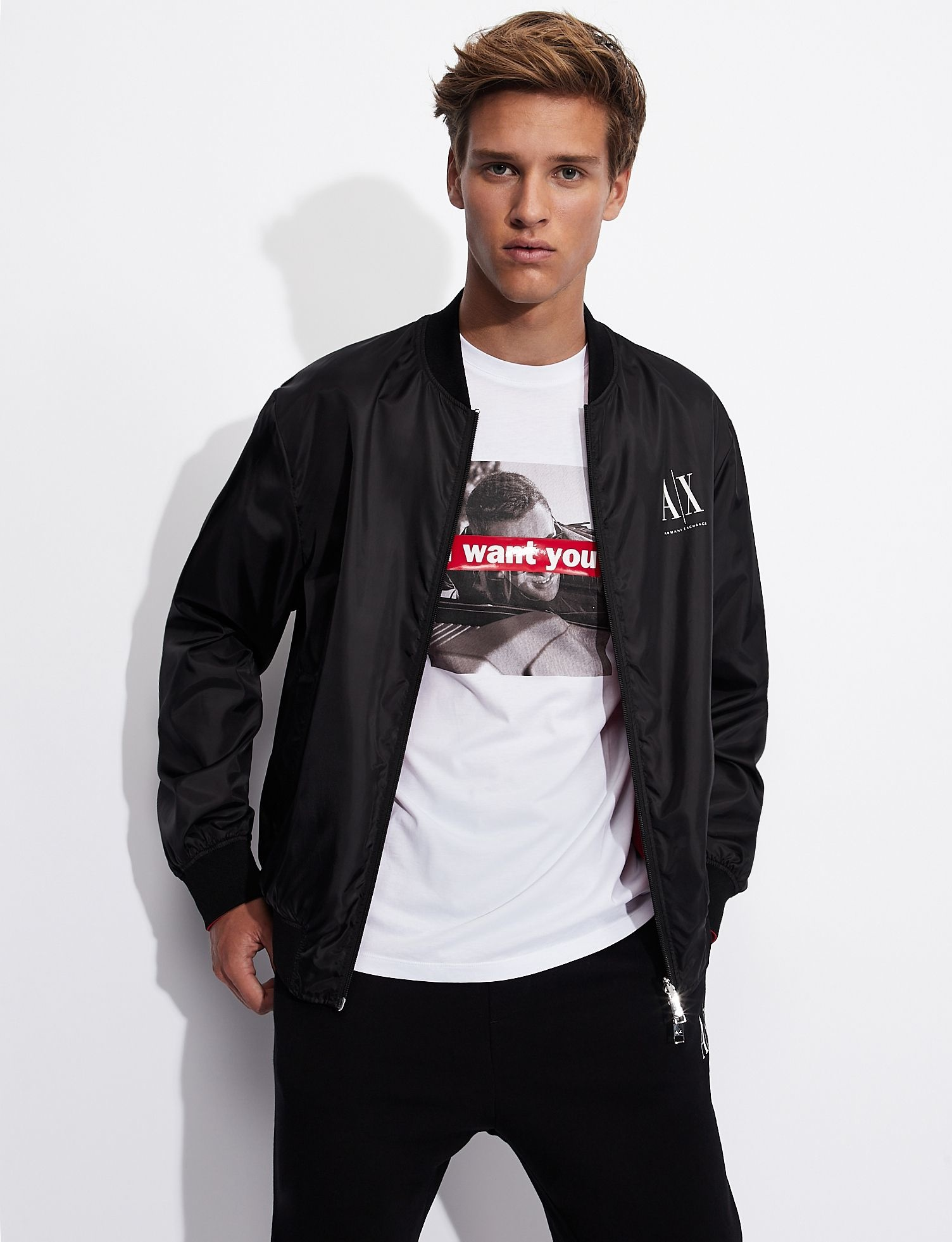 Armani Exchange T-shirt Armani Exchange 6HZTJF-ZJHZ4-9101