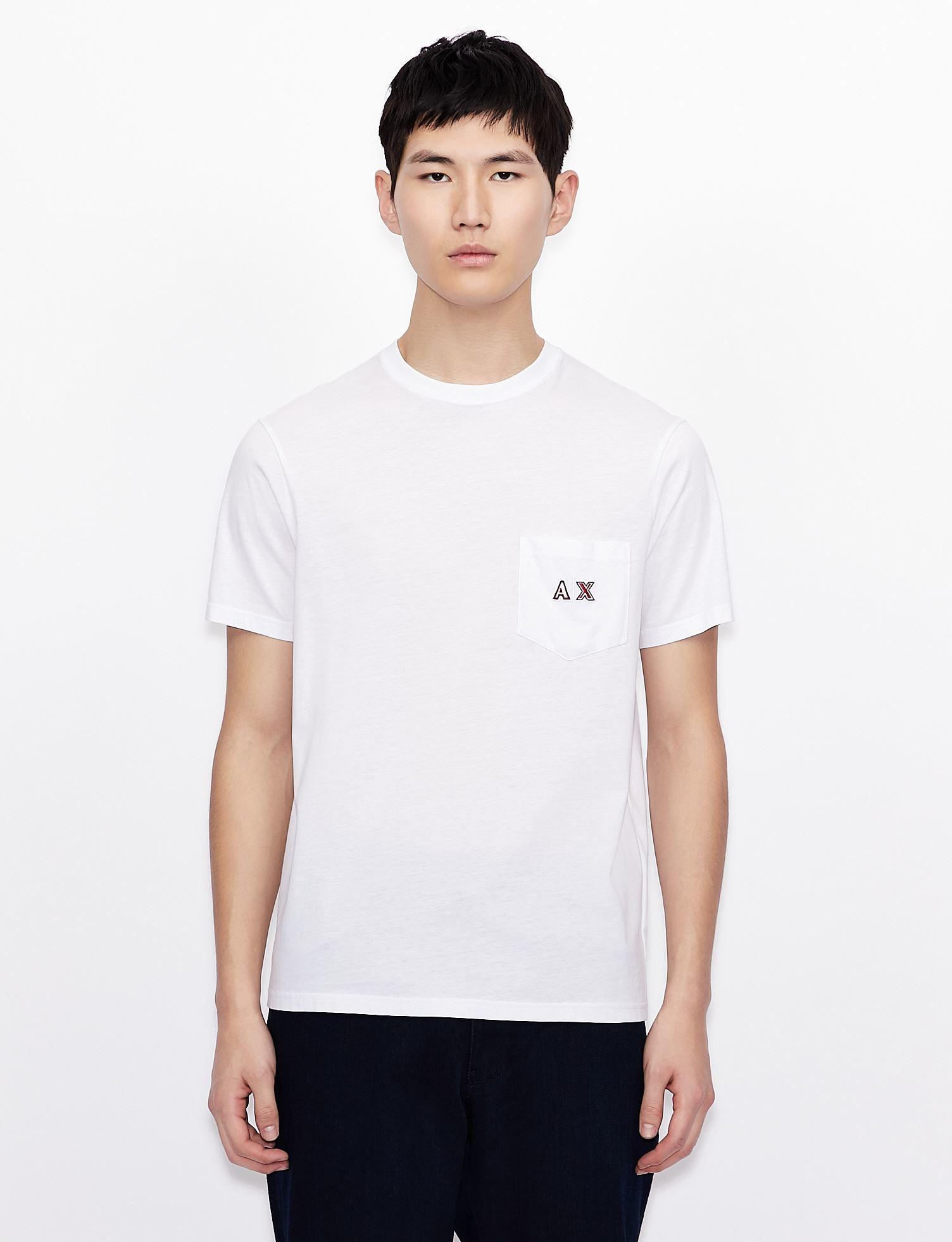 Armani Exchange T-shirt Armani Exchange 6HZTLF-ZJ9AZ-1100