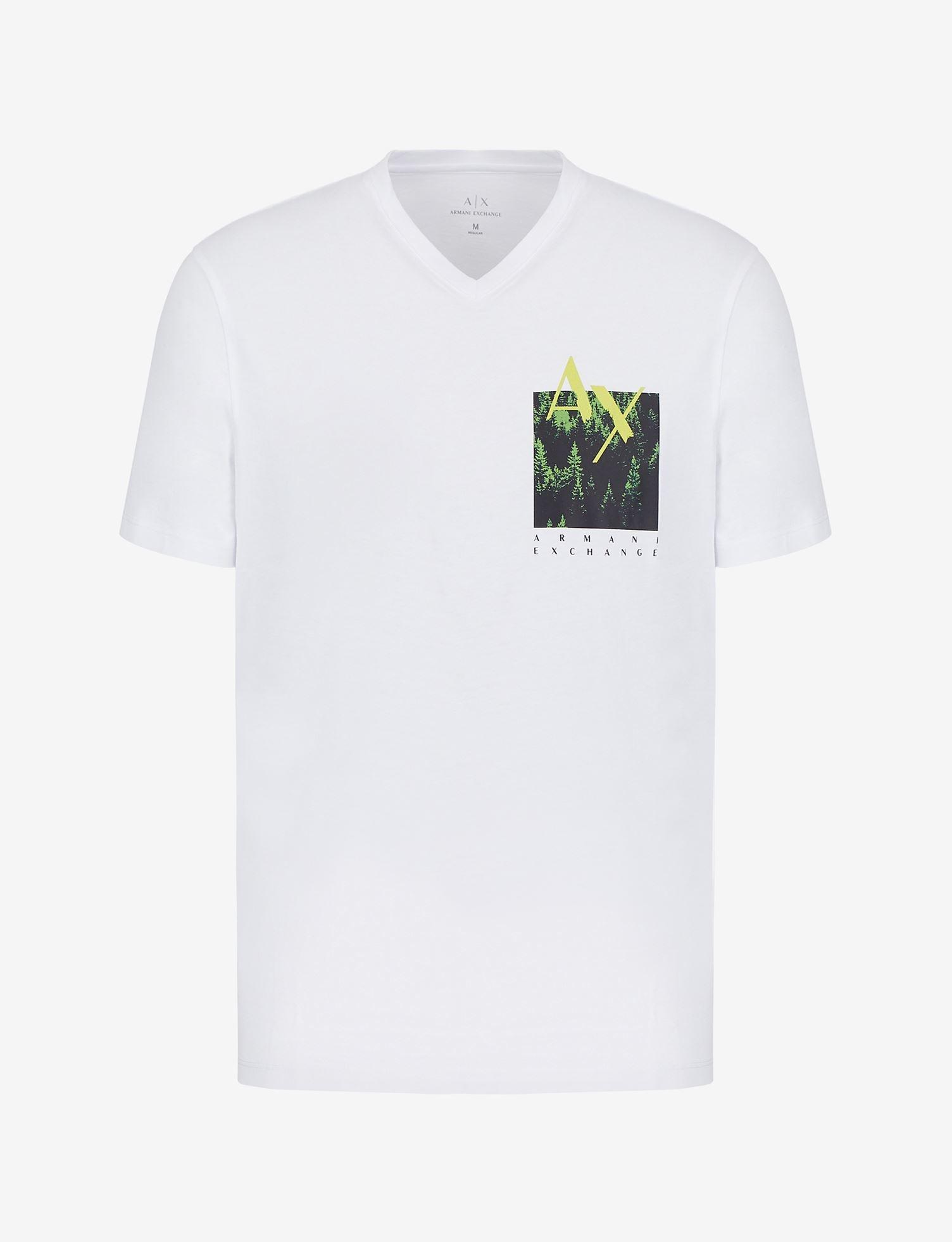 Armani Exchange T-shirt Armani Exchange 3KZTFY-ZJH4Z-1100