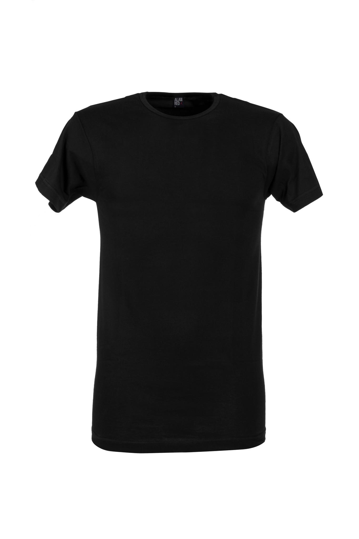 Alan Red T-shirt Alan Red 6672-99 Derby 2pack