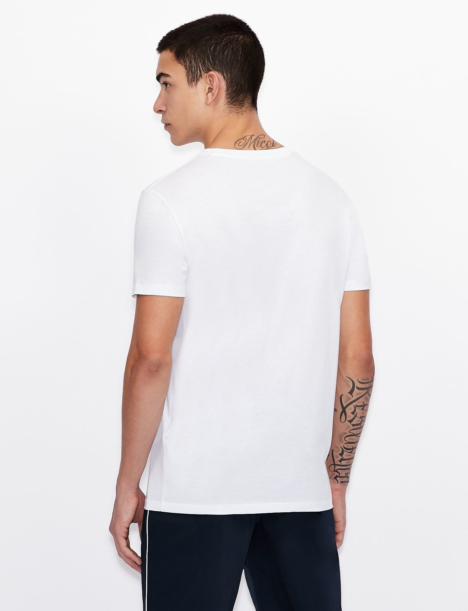 Armani Exchange T-shirt Armani Exchange 3KZTAA-ZJA5Z-1100