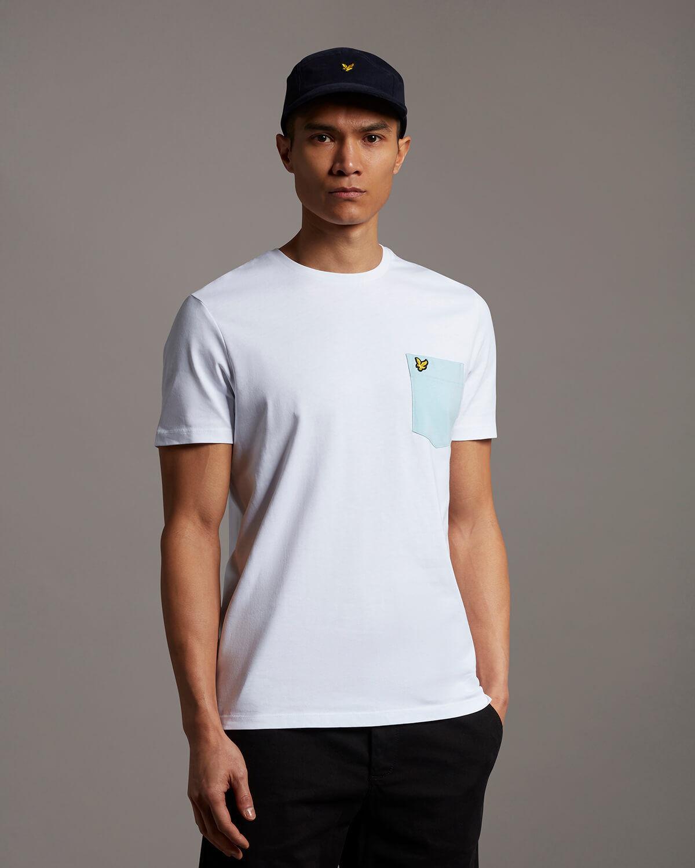 Lyle & Scott T-shirt Lyle & Scott TS831V-W362