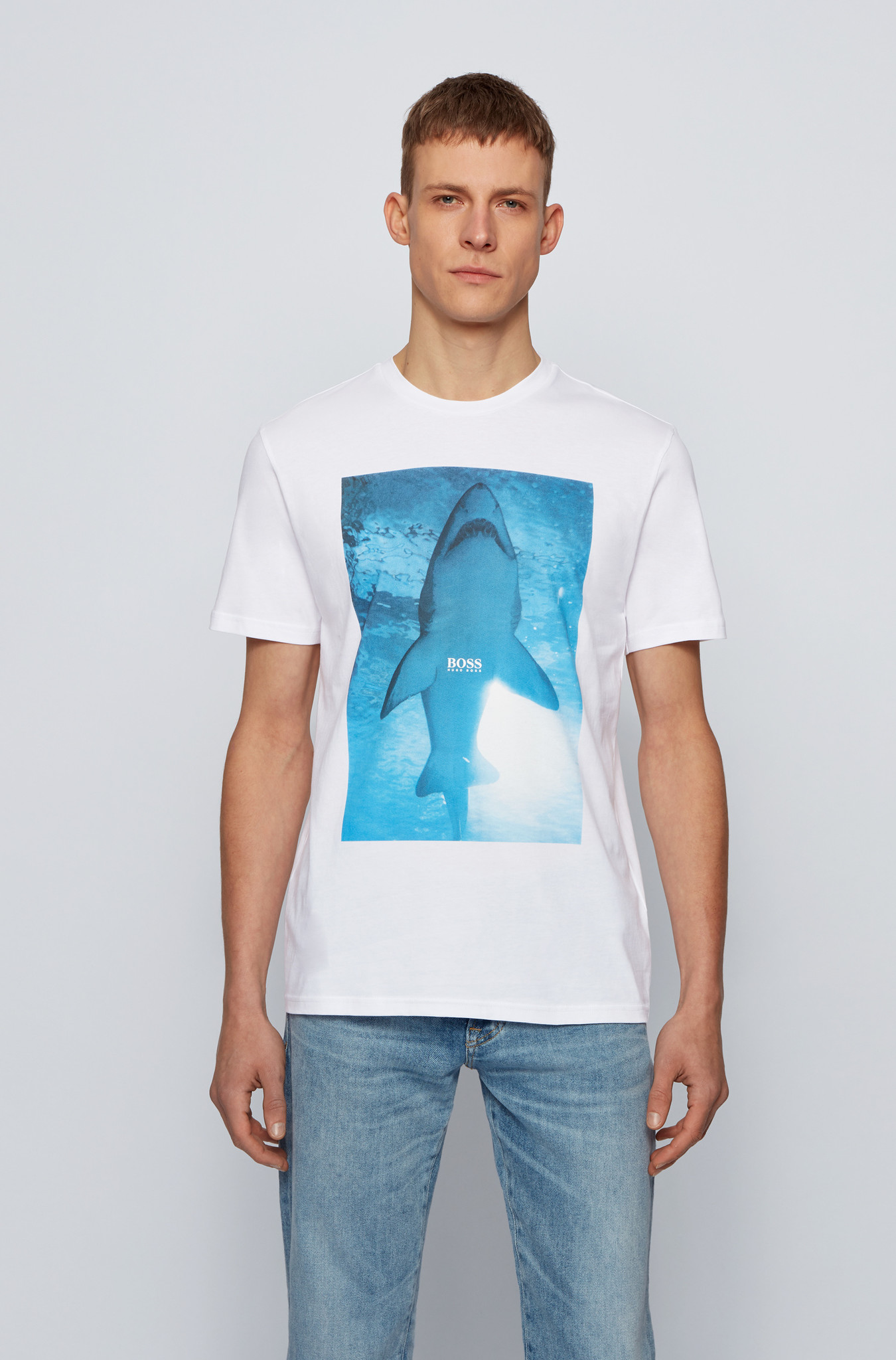 Boss Casual T-shirt Boss Casual 50450911-102