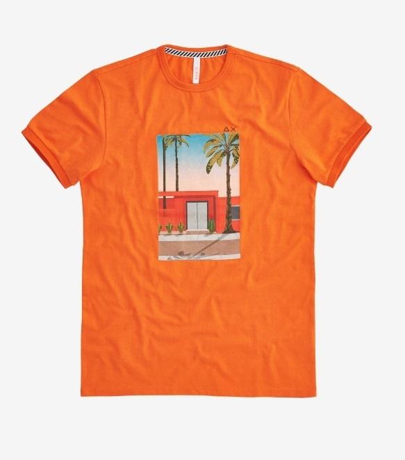 Sun68 T-shirt Sun68 T31108-03