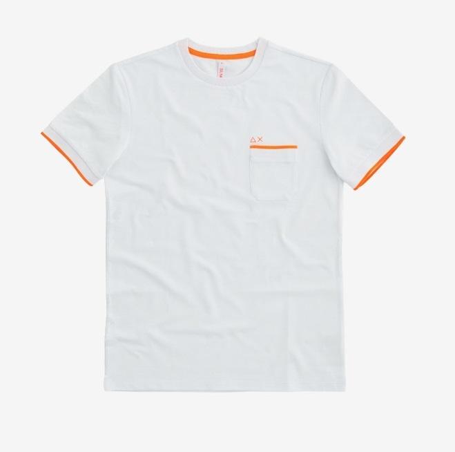 Sun68 T-shirt Sun68 T31115-01