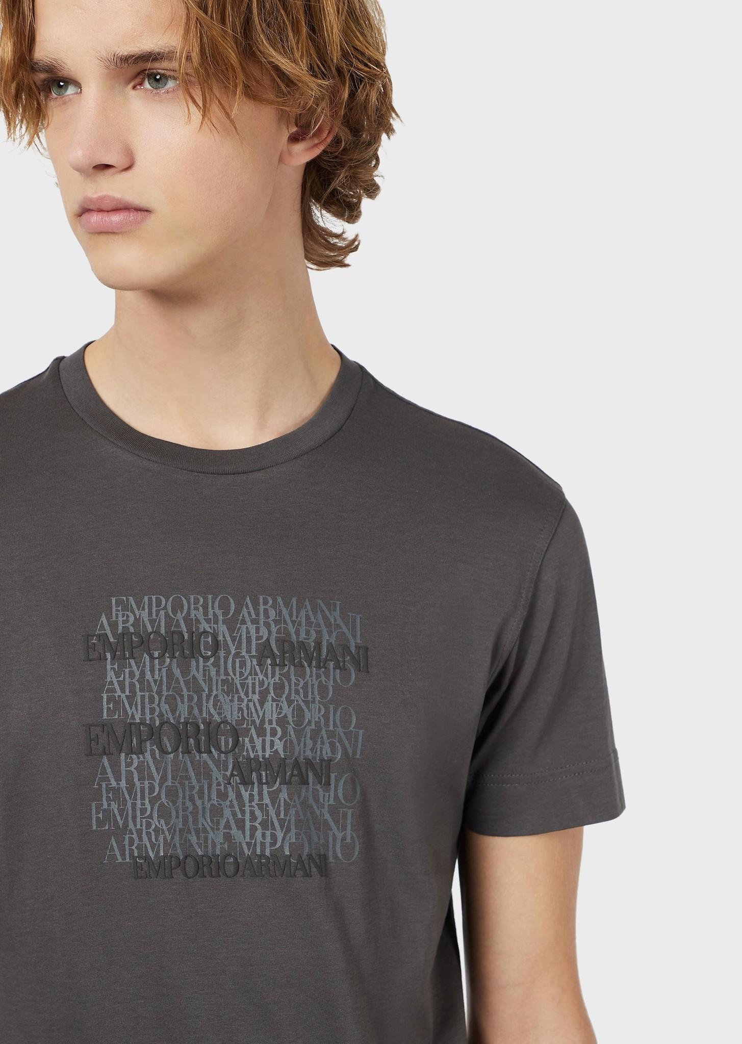 Emporio Armani T-shirt Emporio Armani 3K1TD6-1JSHZ-0679