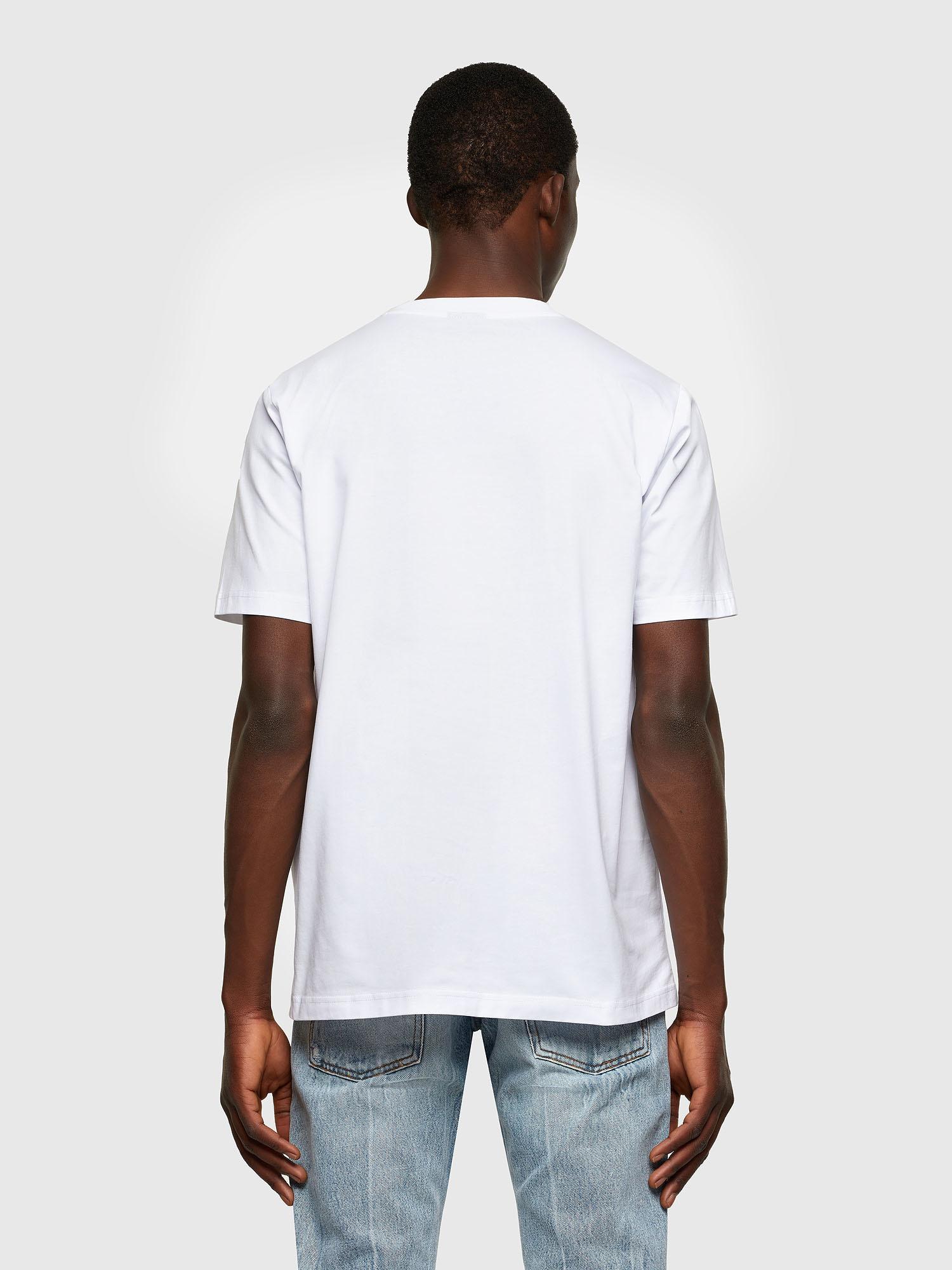Diesel T-shirt Diesel A02369-0HAYU-100