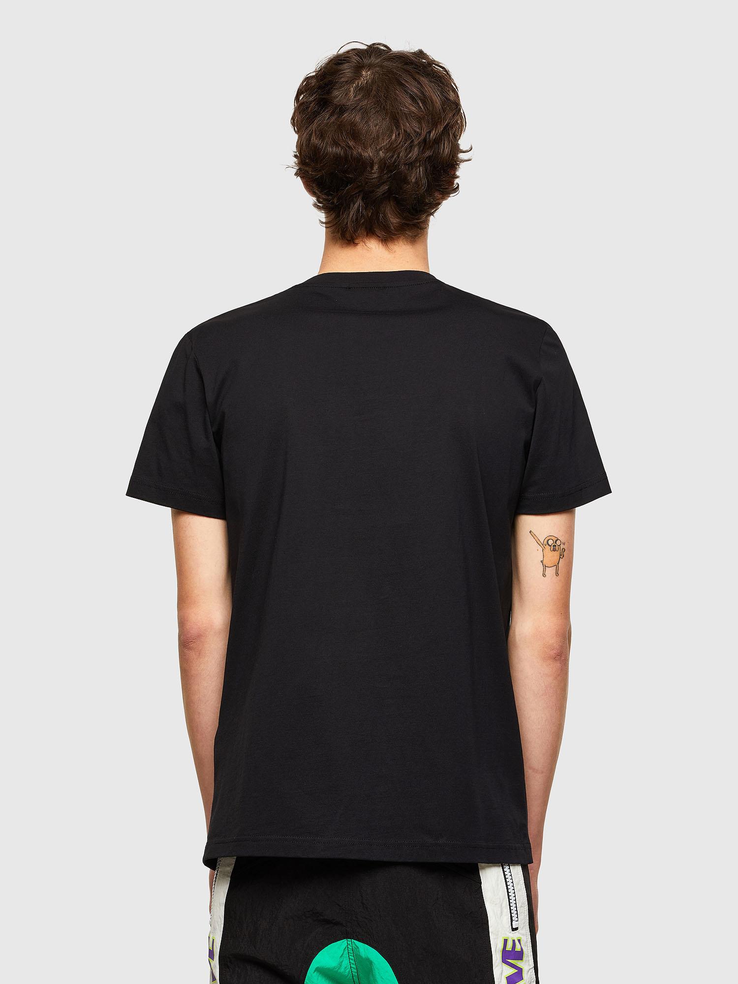 Diesel T-shirt Diesel A02378-0HAYU-9XX