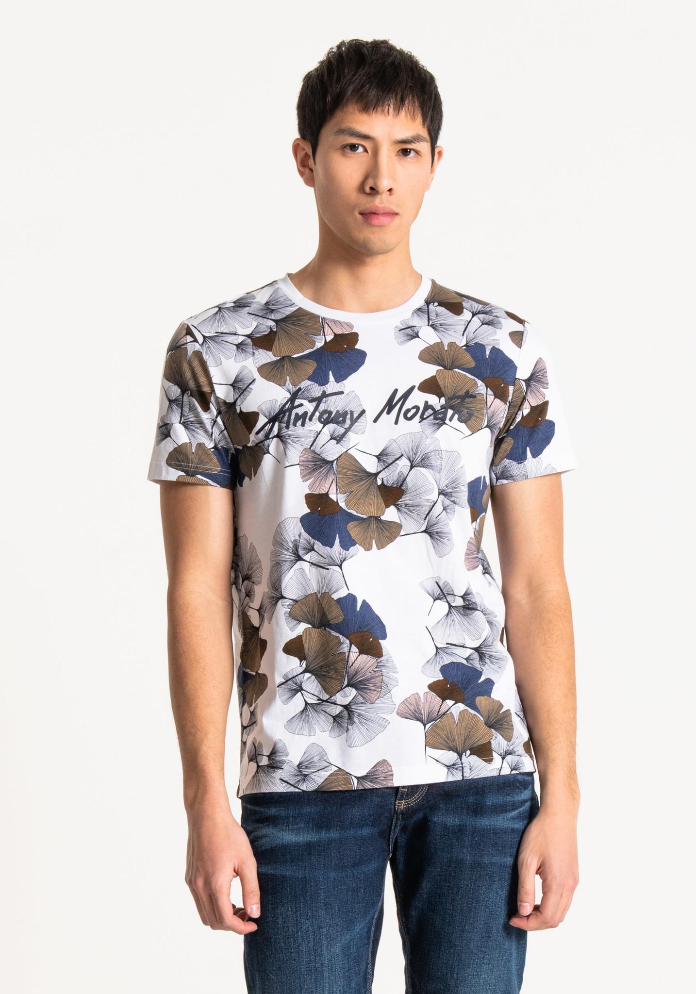 Antony Morato T-shirt Antony Morato MMKS02044-FA140219-1000