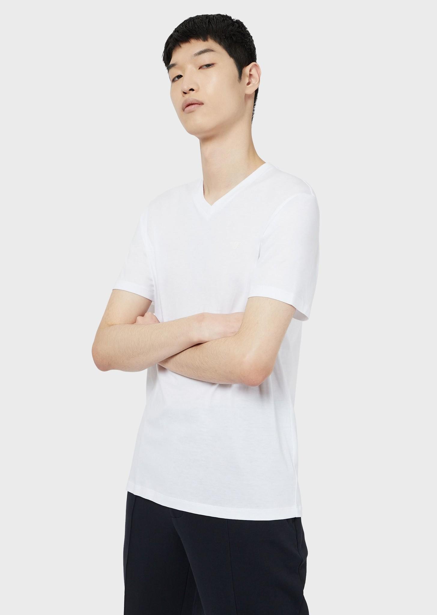 Emporio Armani T-shirt Emporio Armani 3K1TAS-1JSHZ-0100