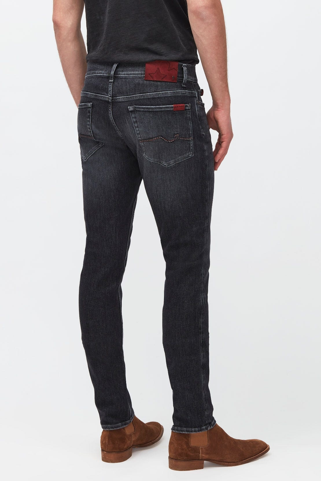 For All Mankind Broek For All Mankind JSD4B90STW Ronnie