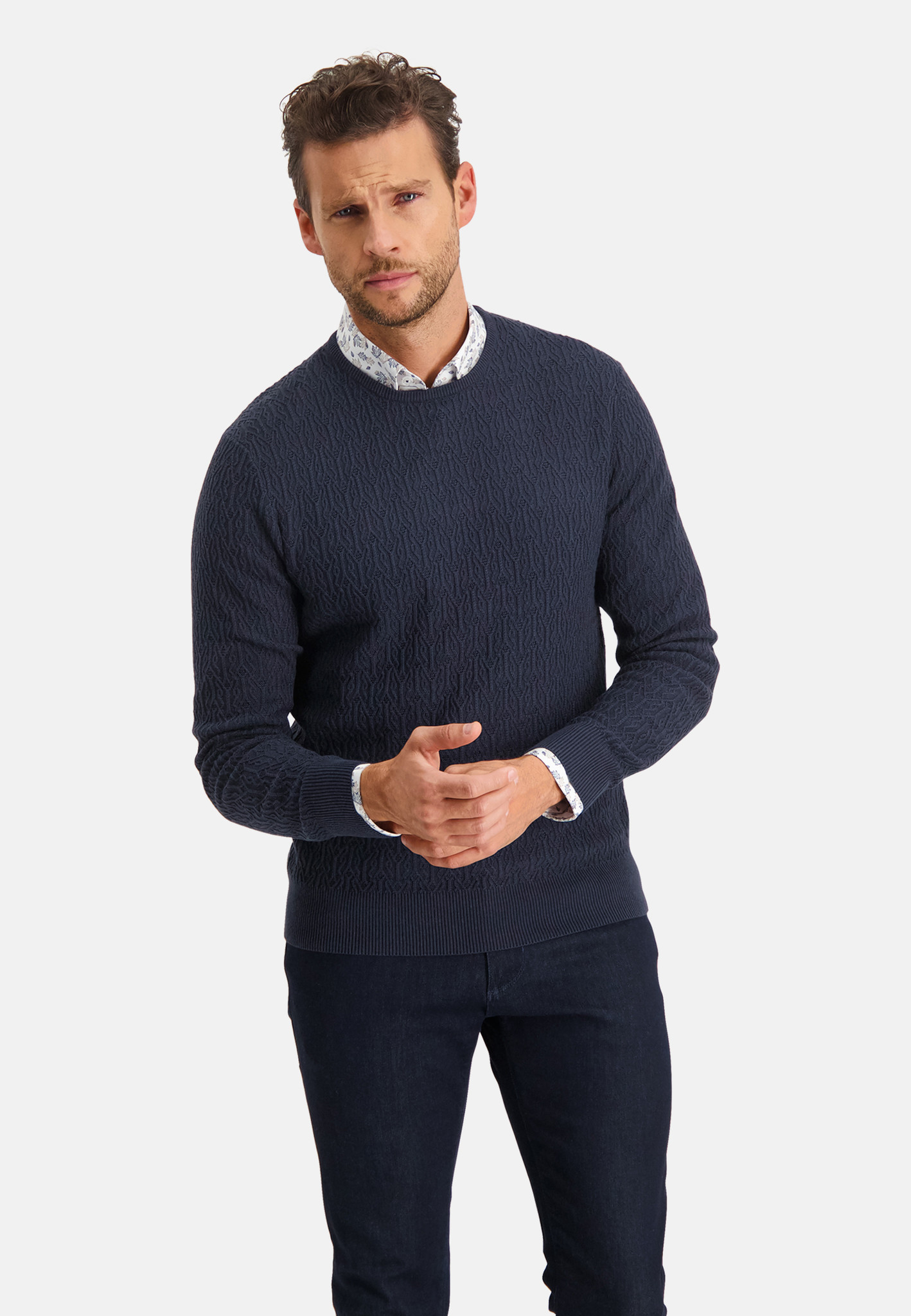 State of Art Pull's & cardigans State of Art 111-20748-5900
