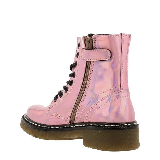 Biker-Boots Rosa AOL511E6S_PIPLKB