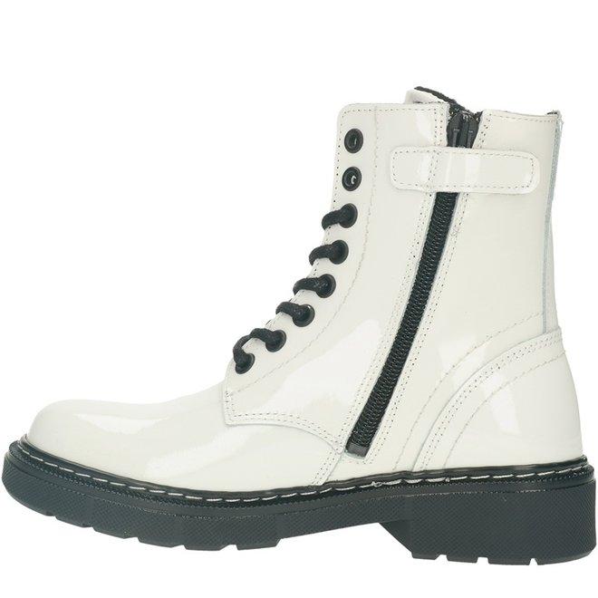 Biker Boots Wit AOL501E6LGWHITKB