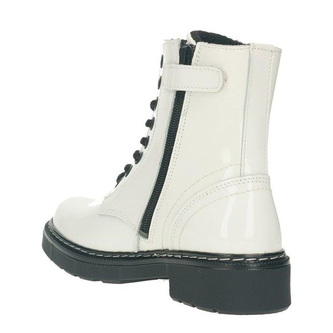 Biker-Boots Weiß AOL501E6LGWHITKB