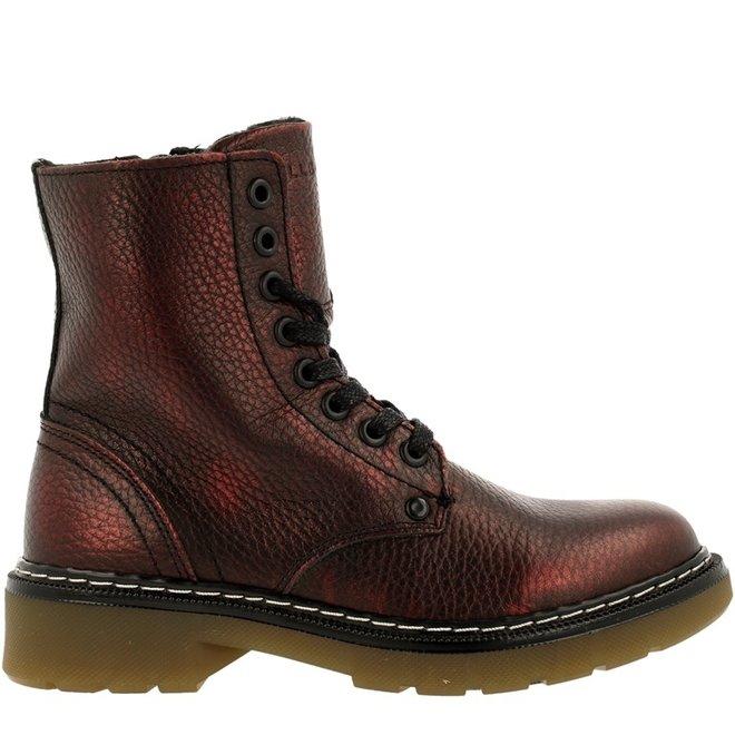 Biker-Boots Rot AOL501E6LGMLZNKB