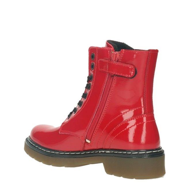 Biker Boots Rood AOL501E6LGCHLLKB