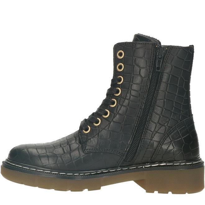 Biker Boots Zwart AOL501E6LGBLCRKB