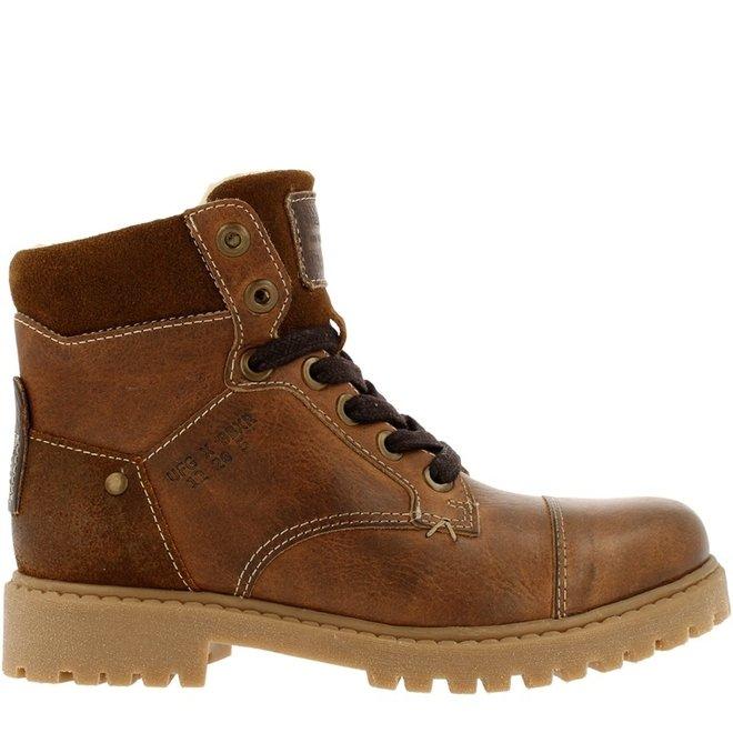 Boots Cognac ALL518E6LACOGNKB