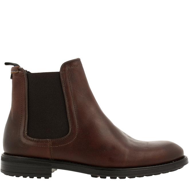 Cali Chelsea-Boots Braun