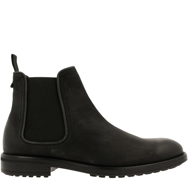 Cali Chelsea-Boots Schwarz