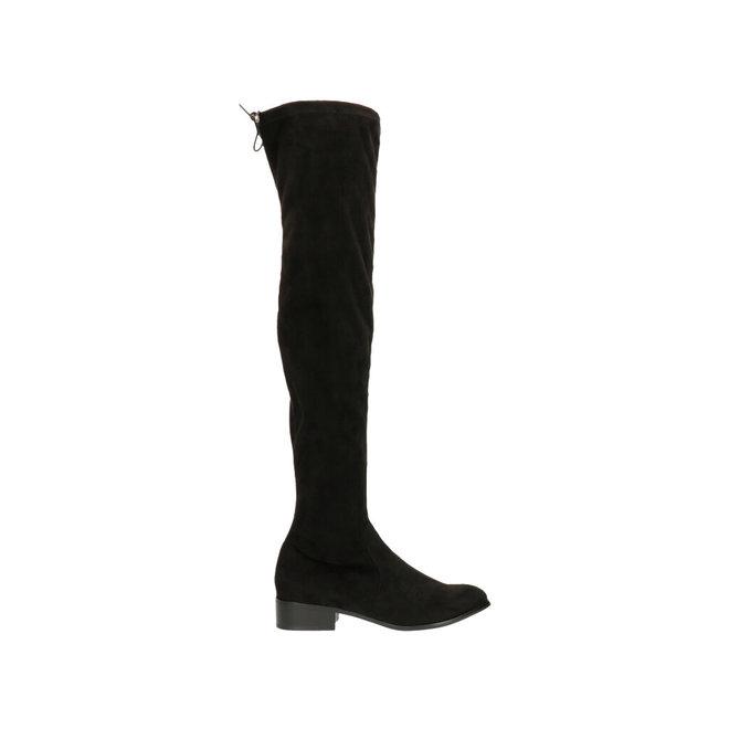 Overknee Boots Black 025519F7T_BLCKTD