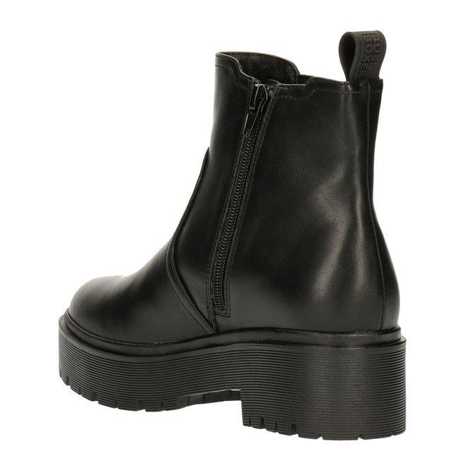 Ankle Boots Black 129505F6S_BBKKTD