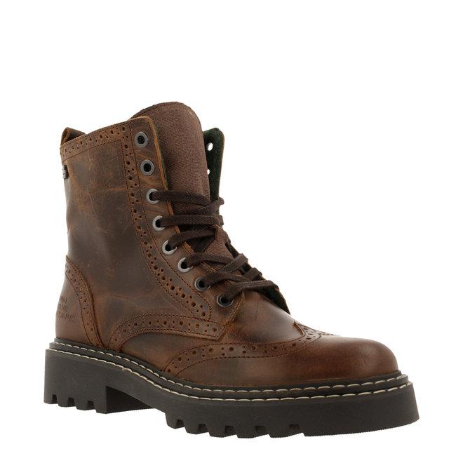 Biker-Boots Braun 576M80665ABRKATD