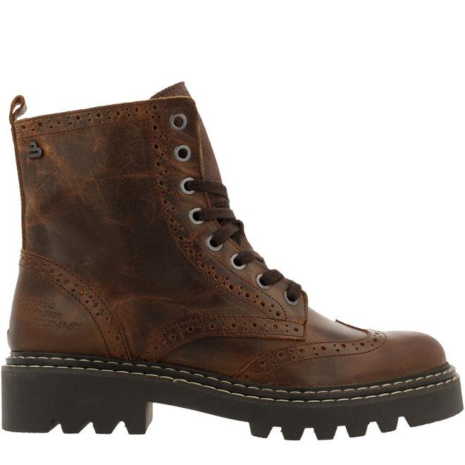 Biker Boots Brown