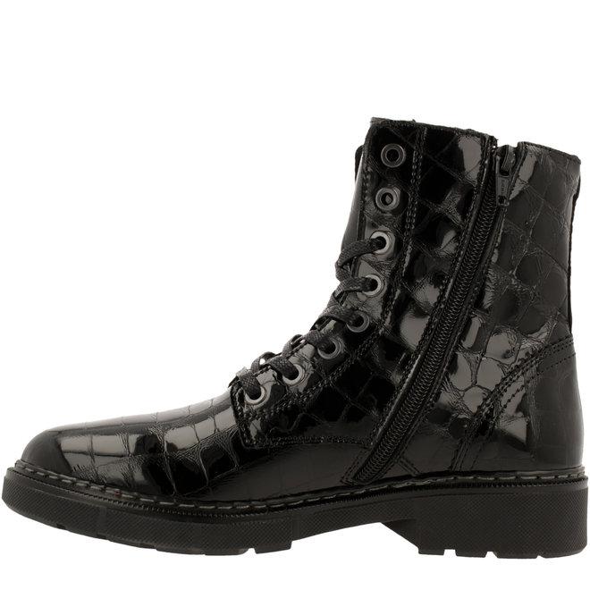 Biker-Boots Schwarz 892M82701GBKCLTD