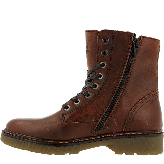 Biker Boots Red 892M82701GP586TD