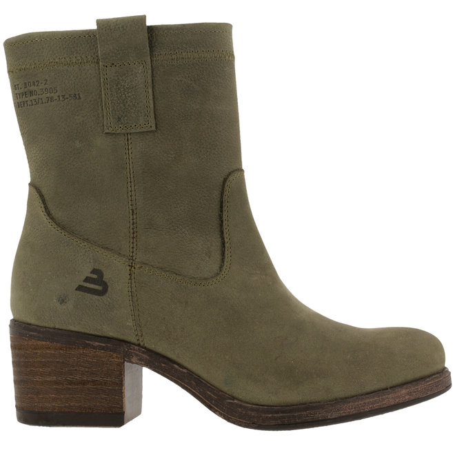 Ankle Boots Green 490M90281AMGRNTD