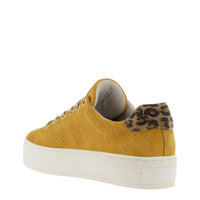 Sneaker Geel Plateauzool 987033E5C_YELLTD