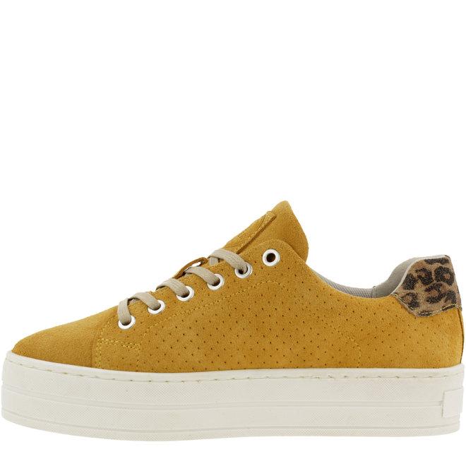 Sneaker Gelb Plateausohle 987033E5C_YELLTD