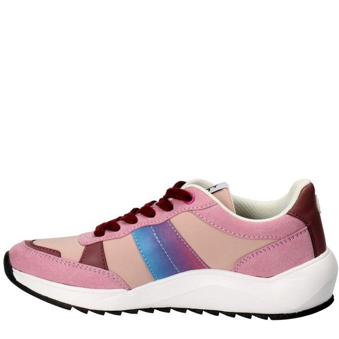 Sportieve Sneaker Lila 001001F5T_LILCTD