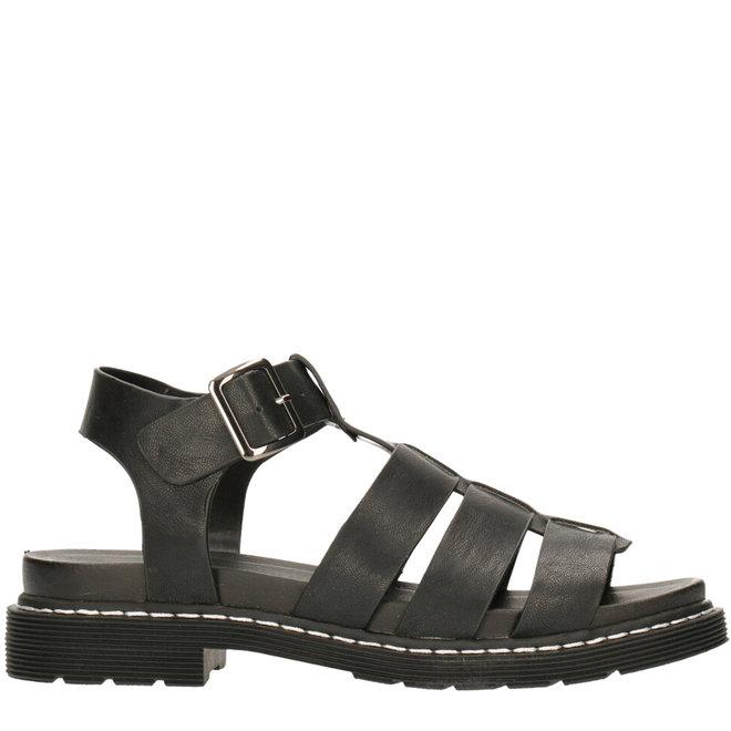 Sandale Schwarz 071000F1S_BLCKTD