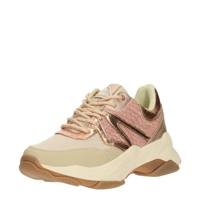 Sneaker Green Orange 080000F5SAOFWHTD