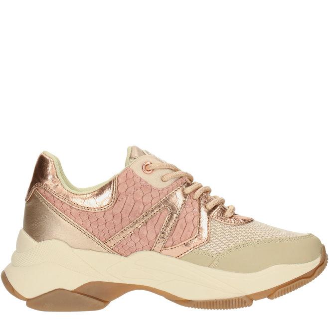 Sneaker Groen Oranje 080000F5SAOFWHTD
