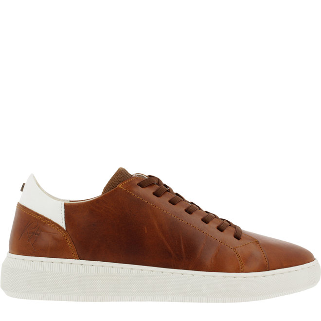 Sneaker Cognacfarben 109K20559ACGWHSU