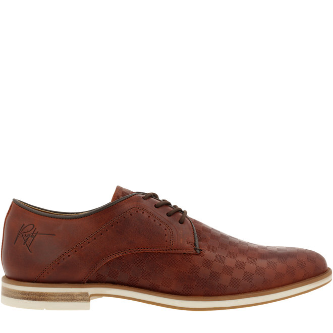 Lace-up shoes Cognac 434K20083AE2RBSU