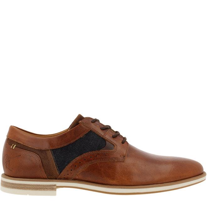 Lace-up shoes Cognac 434K20437ACOORSU